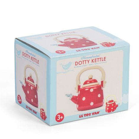Le Toy Van Tee Kanne 'Dotty Kettle'