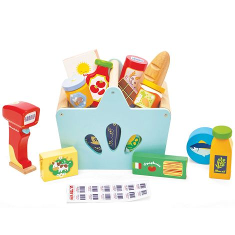 Le Toy Van Einkaufs-Set inkl. Scanner