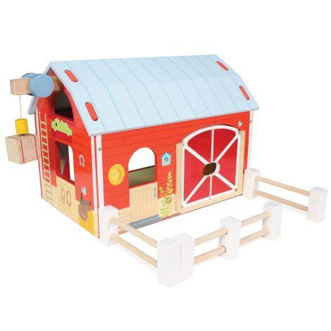 Le Toy Van Puppenhaus Scheune Bauernhof