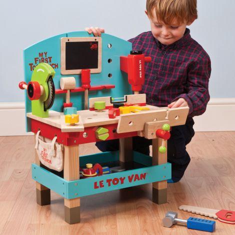 Le Toy Van Meine erste Werkbank