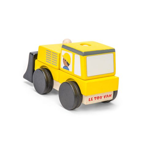 Le Toy Van Bulldozer Steckspiel •