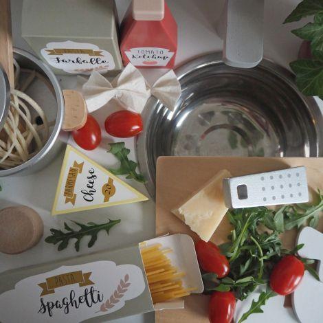 JaBaDaBaDo Pasta-Set