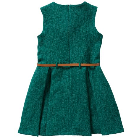 Oilily Kleid Dancy Bobble Green