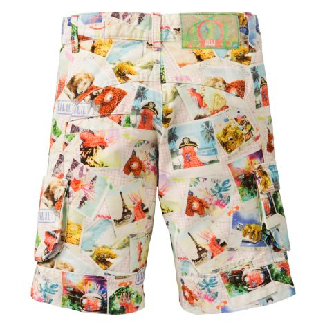 Oilily Shorts Peer Weiß