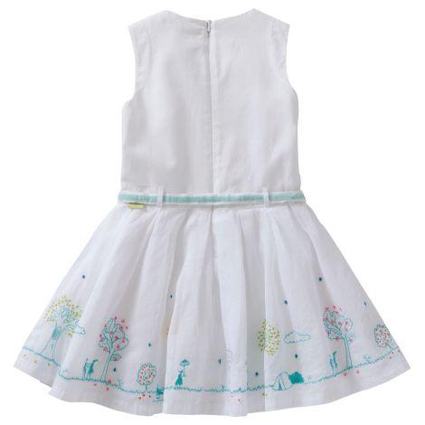 Oilily Kleid Duffy Weiß