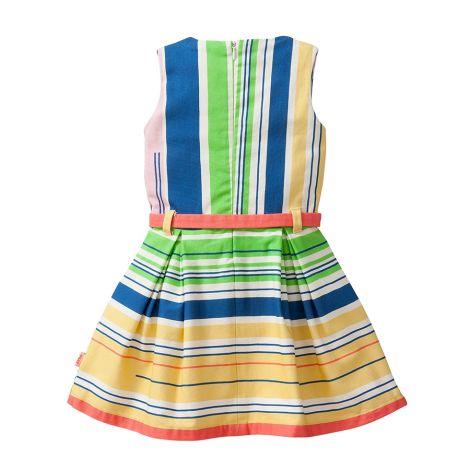 Oilily Kleid Duffalo Beach Stripe Pink