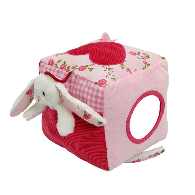 little dutch activity f hl w rfel hase pink blossom online kaufen emil paula kids. Black Bedroom Furniture Sets. Home Design Ideas