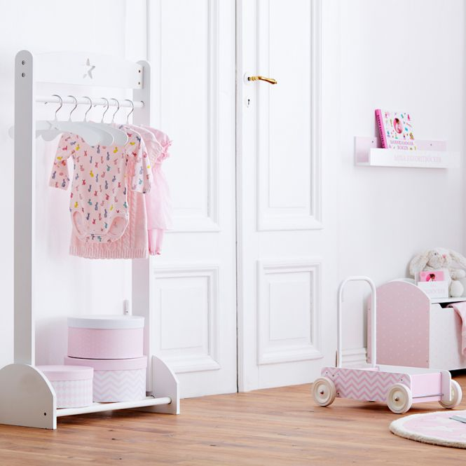kids concept pappboxen rund rosa 3 set online kaufen. Black Bedroom Furniture Sets. Home Design Ideas