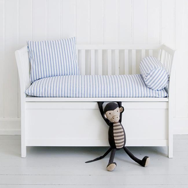 Oliver Furniture Truhenbank Kindermöbel Weiß online kaufen  Emil ...