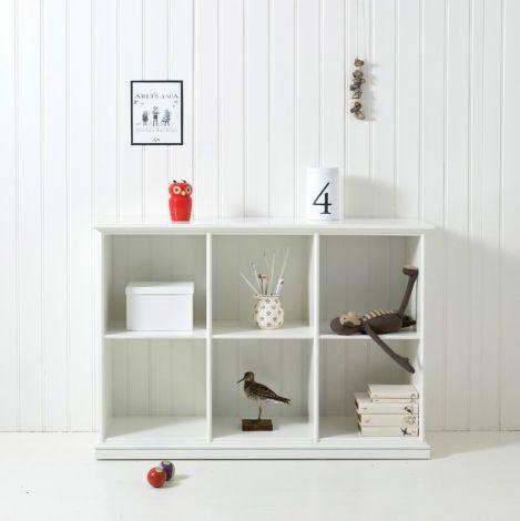 Oliver Furniture Regal Seaside Weiß online kaufen | Emil & Paula