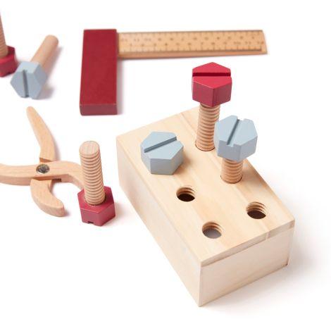 Kids Concept Werkzeugkoffer Kid's Hub