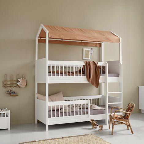 Oliver Furniture Seaside Lille+ Himmelgestell Weiß