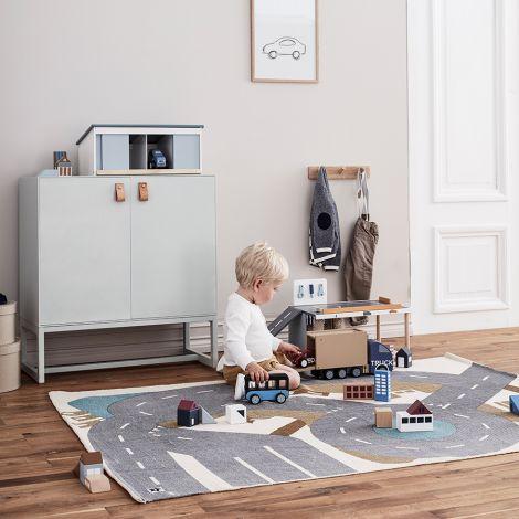 Kids Concept Spielteppich Aiden 130x170 cm