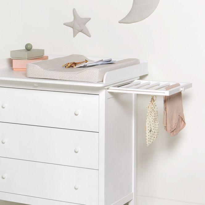 oliver furniture kommode seaside wei online kaufen emil paula kids. Black Bedroom Furniture Sets. Home Design Ideas