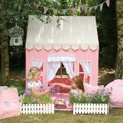 win green spielhaus gingerbread cottage klein online kaufen emil paula kids. Black Bedroom Furniture Sets. Home Design Ideas
