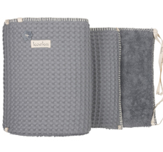 Koeka Laufgitternest Amsterdam Steel Grey