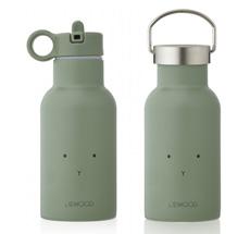 LIEWOOD Trinkflasche Anker Rabbit Faune Green 2 Verschlüsse