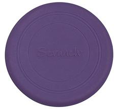 Scrunch Frisbee Dark Purple