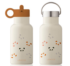LIEWOOD Thermosflasche Anker Panda Sandy Multi Mix 2 Verschlüsse