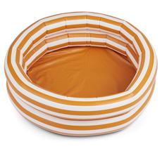 LIEWOOD Planschbecken Leonore Stripe Mustard/Creme de la Creme