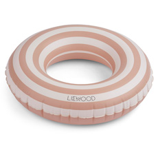 LIEWOOD Schwimmring Baloo Stripe Rose/Creme de la Creme