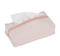 Little Dutch Feuchttücher-Hülle Pink Waves