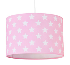 Kids Concept Deckenlampe Star Rosa