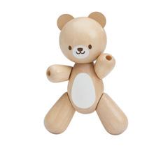 PlanToys Bär aus Holz •