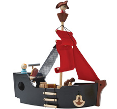PlanToys Piratenschiff