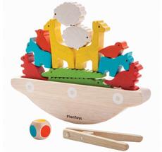 PlanToys Balancierspiel Boot