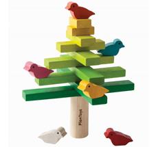 PlanToys Balancierspiel Baum