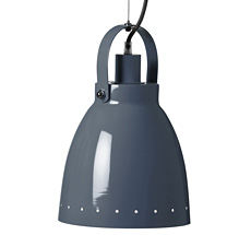 Done by Deer Metall-Lampe Dark Blue