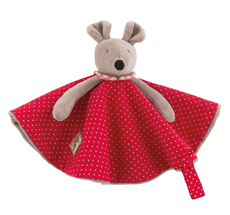 Moulin Roty Schmusetuch Maus Nini •
