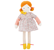 Moulin Roty Puppe Mademoiselle Blanche 26 cm