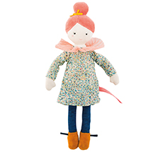 Moulin Roty Puppe Mademoiselle Agathe 26 cm
