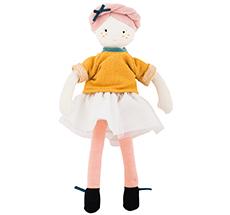 Moulin Roty Puppe Mademoiselle Eloïse 26 cm