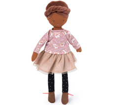 Moulin Roty Puppe Mademoiselle Rose les parisiennes