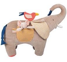 Moulin Roty Aktivitäten Elefant