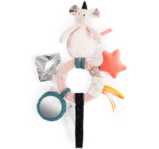 Moulin Roty Ring-Rassel Maus