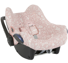 Little Dutch Babyschalen-Bezug Adventure Pink