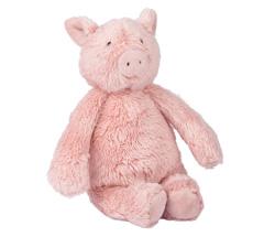 Moulin Roty Plüschtier Kleines Schwein les tout Doux