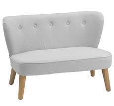 Kids Concept Sofa Grau