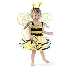 Kostüm Bienenkleid