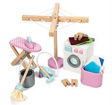 Le Toy Van Wäscherei Set