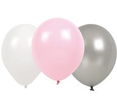 JaBaDaBaDo Luftballons Hellpink 9er-Set