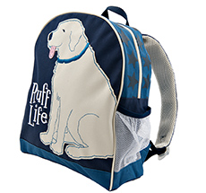 Hatley LBH Kinder-Rucksack Labs On Navy