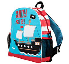 Hatley LBH Kinder-Rucksack Pirates