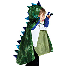 Kostüm Drachencape