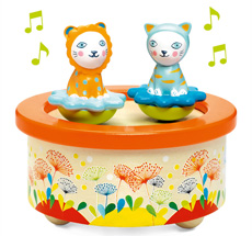 Djeco Musik Box Twins Melody