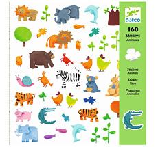 Djeco Sticker Tiere